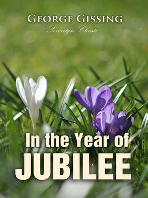 cover image of In the Year of Jubilee